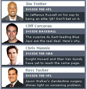 Sports Illustrated pulls a bait and switch on Blue Jays fans
